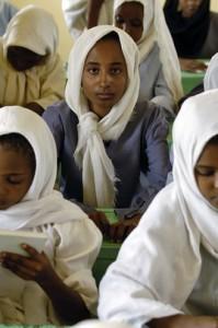 Menstruation Hinders Girls Education