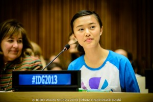 Celebrate IDG 2014 at the 2nd Annual Girls Speak Out